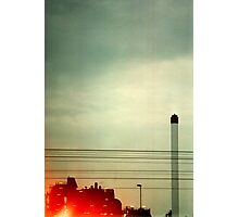 Industry Drive By - Denmark Photographic Print
