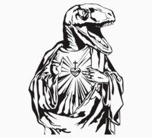 Raptor Jesus by Joshuagh7