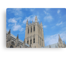 The National Cathedral, Washington, D.C. Metal Print