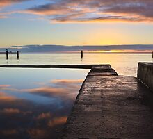 Tidal Pool, Edithburgh South Australia by burrster