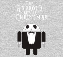 The Android Before Christmas  Kids Clothes