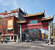 Entrance to Chinatown by PhotosByHealy