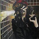 Post Apocalypse Punk by DM7DragonFyre