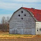 Diamond Barn by Sheryl Gerhard