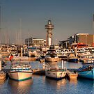 Queenscliff Harbour - Queenscliff by Hans Kawitzki