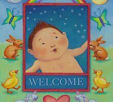 Welcome by MarionEldridge