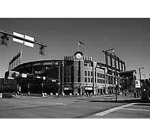 Coors Field - Colorado Rockies Photographic Print