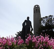 Coit Tower in Bloom by fototaker