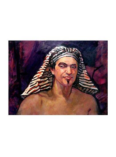 Muskarci na slikarskom platnu Work.1663051.5.flat,550x550,075,f.egyptian-man