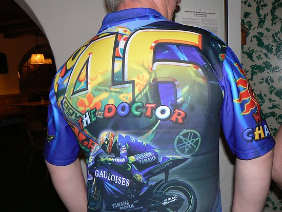 46 doctor. 46 rossi the doctor by