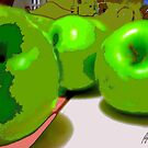 Green Apples 2 by angeloaguinaldo