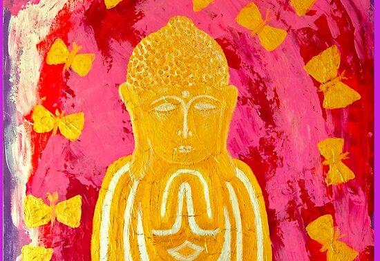"Buddha Consciousness"" Fine Art Print by heidiypi1 | RedBubble"