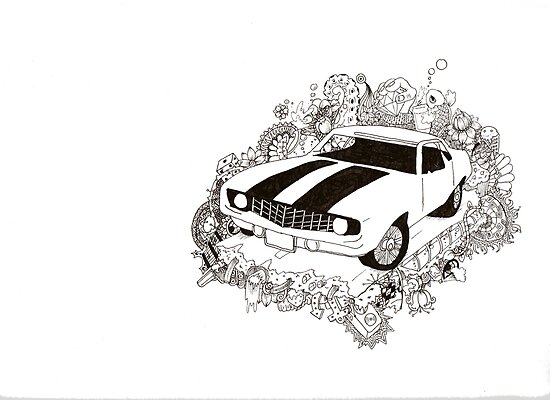 Take the time to comb through the thousands of car tattoo designs.