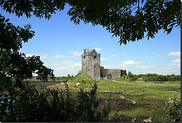 Dunguaire Castle in Kinvarra county Galway