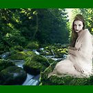 Forest Nymph #3 - from the Mysteries of the Forest series by lightvision