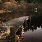Loch ard by Grant Glendinning