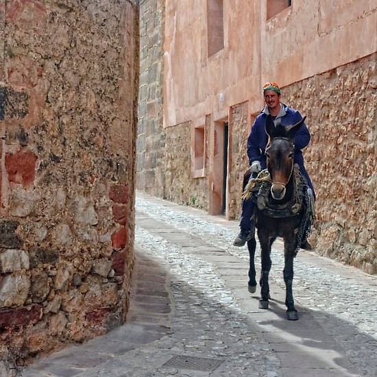 Albarracin photo spain