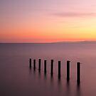 Saltcoats Sunset by Grant Glendinning