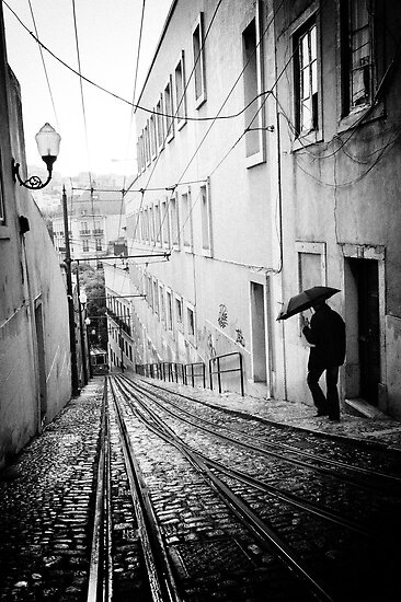Street Photography: Rainy Days by Paulo Nuno