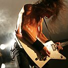 Airbourne Live by Mark Snelson