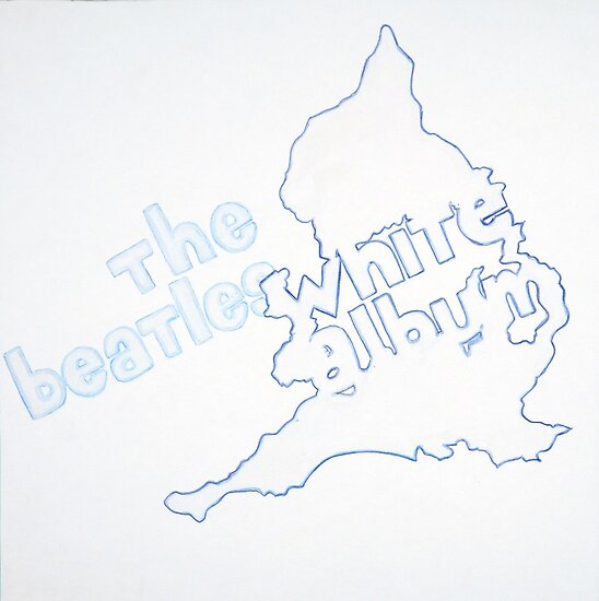 beatles white album. quot;The Beatles (White Album)quot; by
