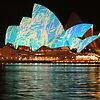 'Vivid: Sydney Opera House 003' Top Ten in Australia, UK, USA And Canada challenge Night Time Photography