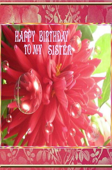 happy birthday sister. Happy Birthday-Sister by