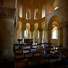Church inside the Tower of London by Sam  Parsons
