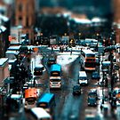 Snow Photography: Toy Town by Richard Durham
