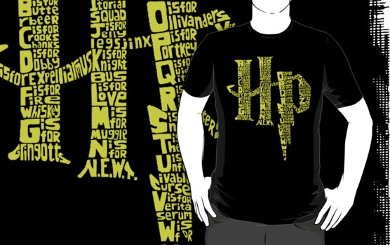 harry potter logo hp. great loves (Harry Potter