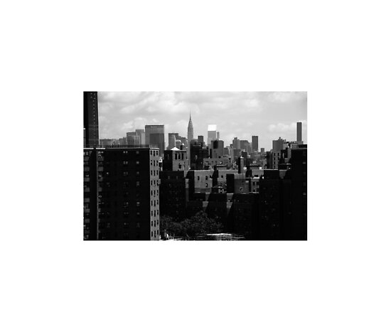 new york city skyline at sunset. new york city skyline at night