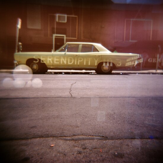 Toy Camera: Serendipity - Holga double exposure by 58glass