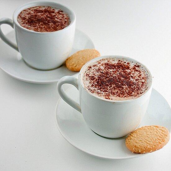 Frozen Cappuccino Cups