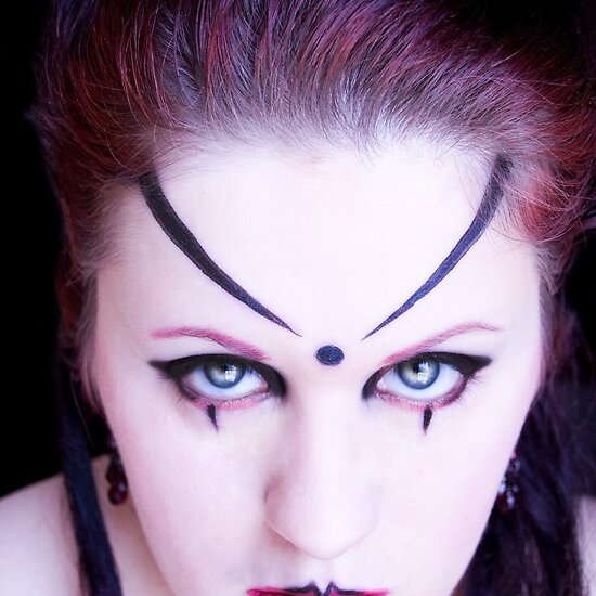 evil queen makeup. You Evil Queen by