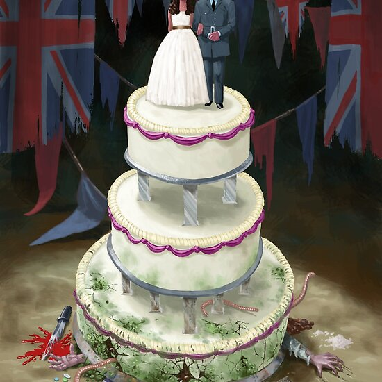 the royal wedding 2011 cake. Royal Wedding 2011 Cake
