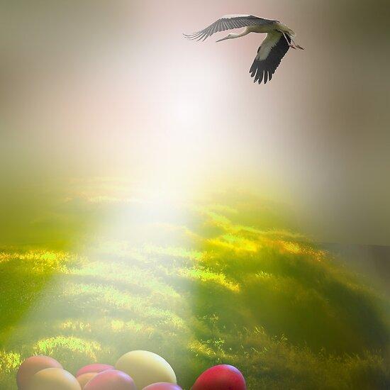 Easter Sun Rays