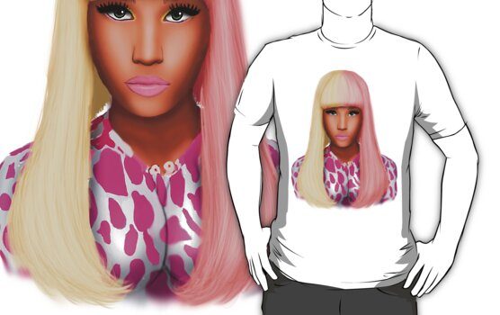 nicki minaj super bass. Tshirt: Nicki Minaj- Super
