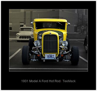 For Sale 1931 Ford Model A. This 1931 Model A Ford Hot Rod