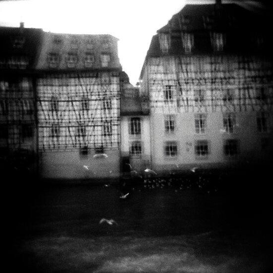 Toy Camera: time loss #4 by mr. teddybear