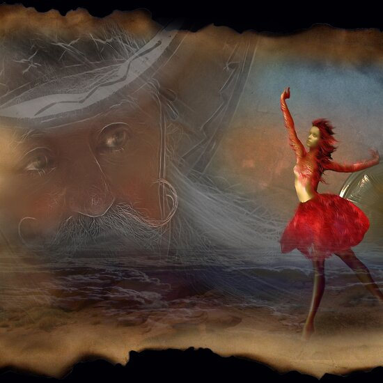 Ballerina & Gramophone