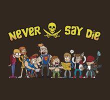 Goonies Never say Die T-Shirt