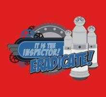 Blogons - ERADICATE!!! T-Shirt