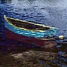 Eeyore's Rowboat by Jane Underwood