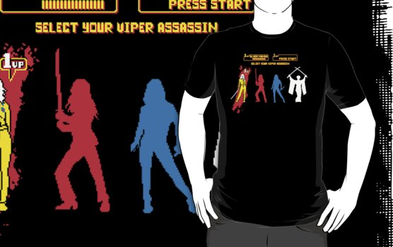 Select Your Viper T-Shirt