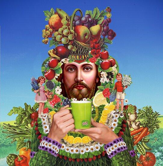 """Dukepope: """"Herbal Jesus"""" By Dukepope"""