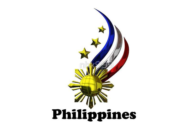 """Philippine Logo Design by nhk999"" by nhk999 