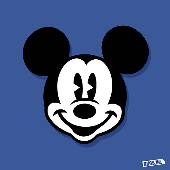 Pin Mickey Mouse Obey on Pinterest