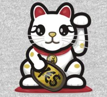 Maneki Neko - Money Cat - ??$ T-Shirt