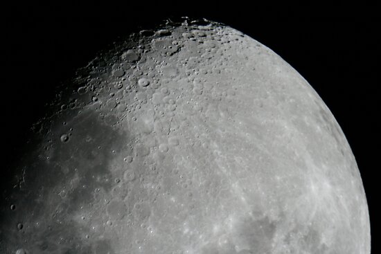 Moon close up by aokman redbubble - Moon close up ...