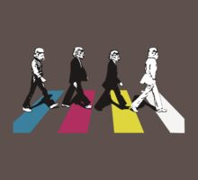 Storming Abbey Road (Disco) T-Shirt